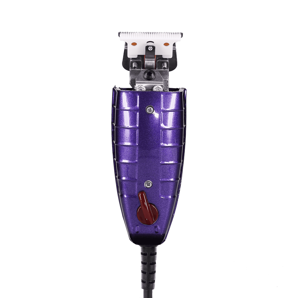 Omnicord Custom T-outliner with Ceramic Blade - Purple