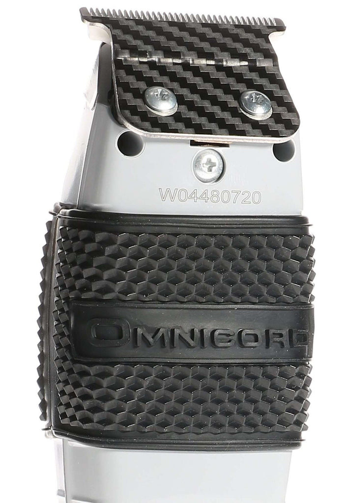 Omnicord Deep Tooth Ceramic and Carbon Fiber Blade (T-outliner) with Clipper Grip Ceramic Blade Omnicord Inc.
