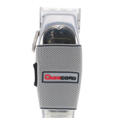 Omnicord Master No Slip Clipper Grip - Nintendo Gray Clipper Grip Omnicord Inc.