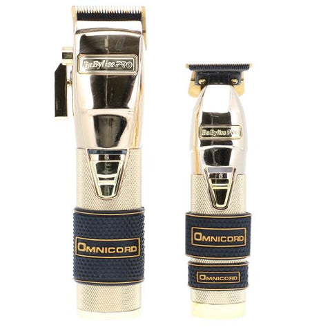 Omnicord Pro Premium Clipper Grip - Galaxy Gold (BaByliss) Clipper Grip Omnicord Inc.