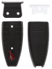 Custom Clipper Lid Bundle (Designed for Andis T-Outliner) Web Black