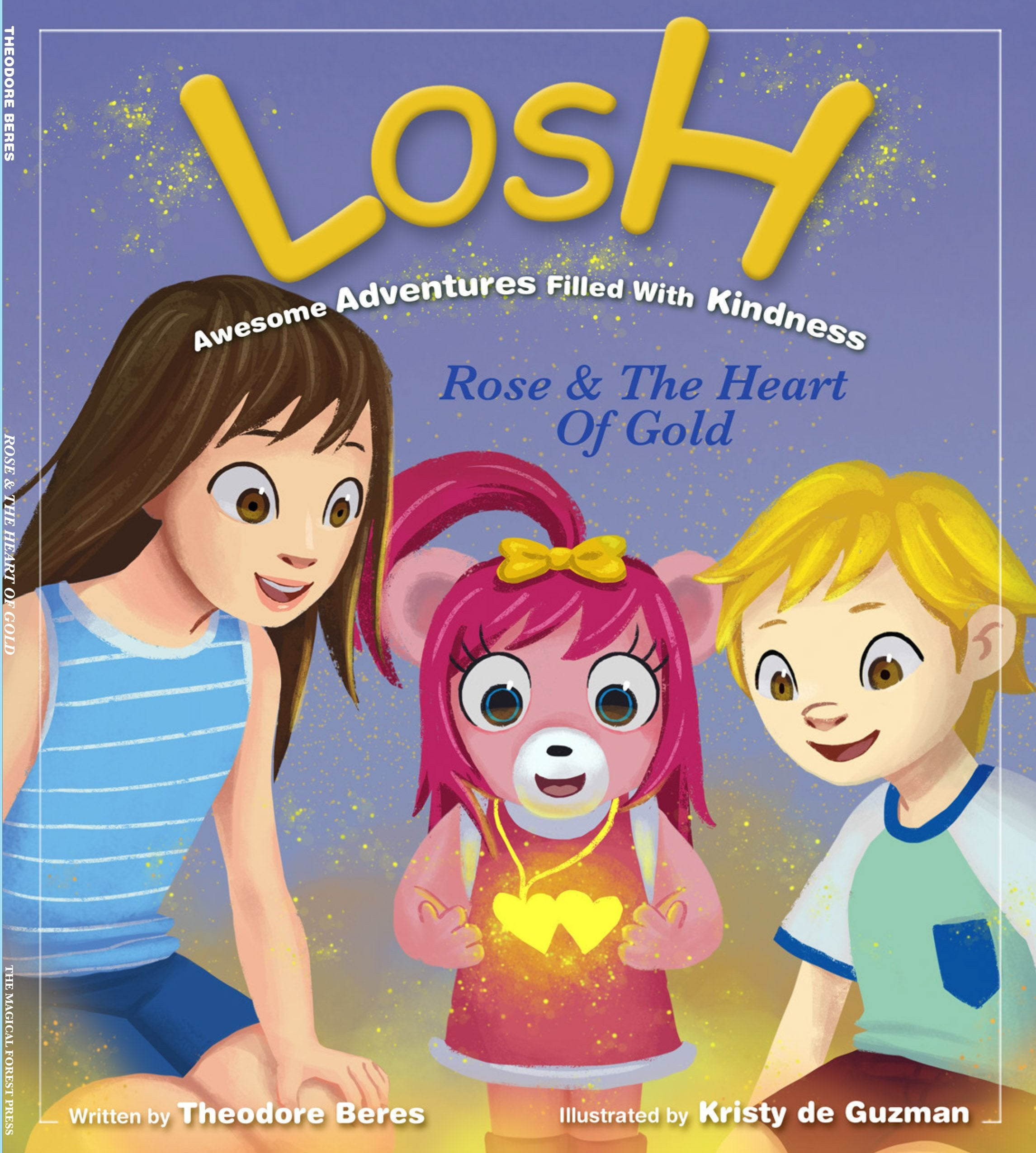 Story Book: LOSH - Rose & The Heart of Gold