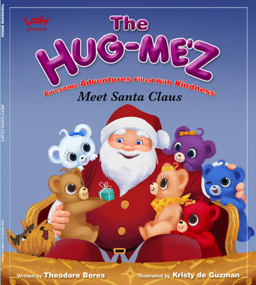 Story Book: LOSH Presents:  The Hug'Me'z Meet Santa Claus