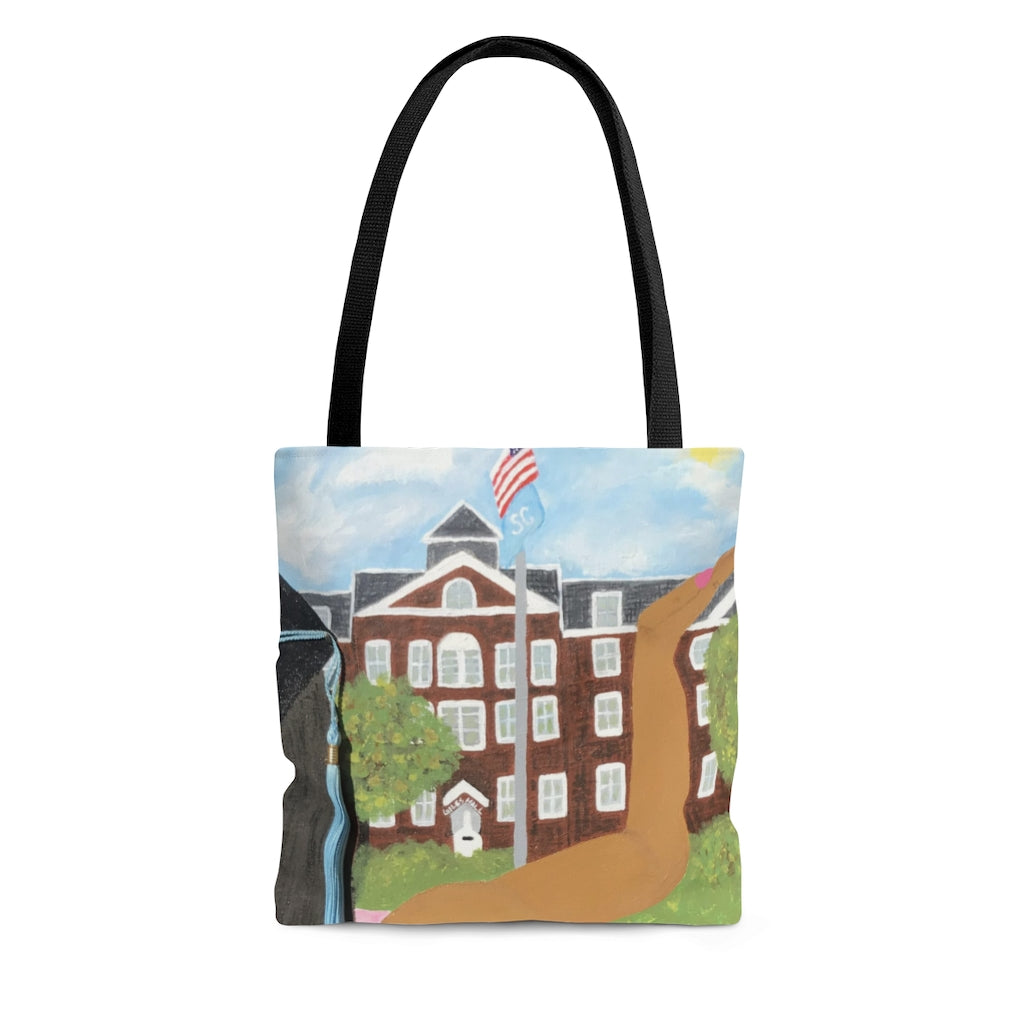 Spelmanite Like Me 1D Tote Bag W/O Hair