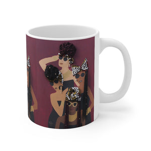 The Shaderoom 1D Mug W/O Hair