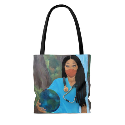Survival 2D Tote Bag (No Hair)