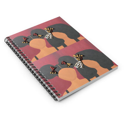 Sister Sister II 1D Notebook (No Fabric)