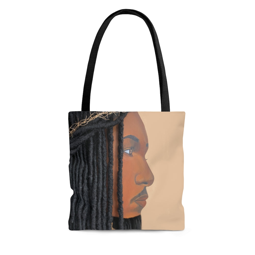 Prince of Peace 1D Tote Bag W/O Hair