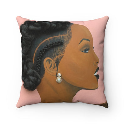 Elegant 2D Pillow (No Hair)