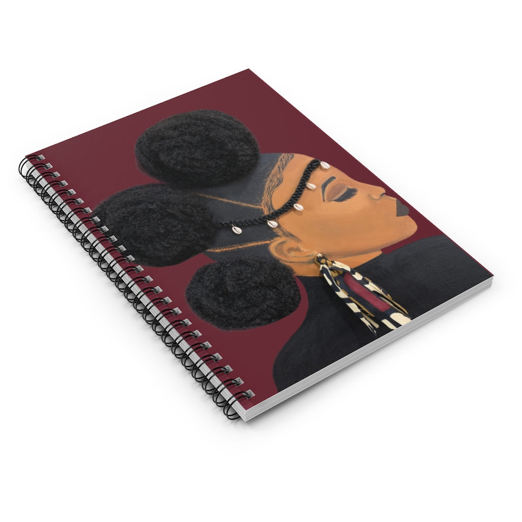 No Vaccines 1D Notebook W/O Hair