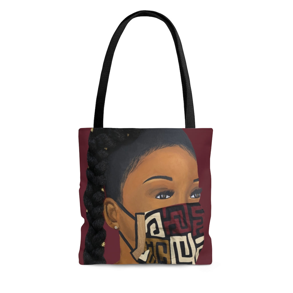 Corona 1D Tote Bag W/O Hair