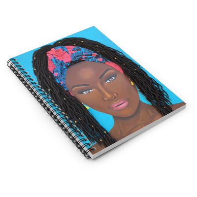 Mesmerized 2D Notebook (No Hair)