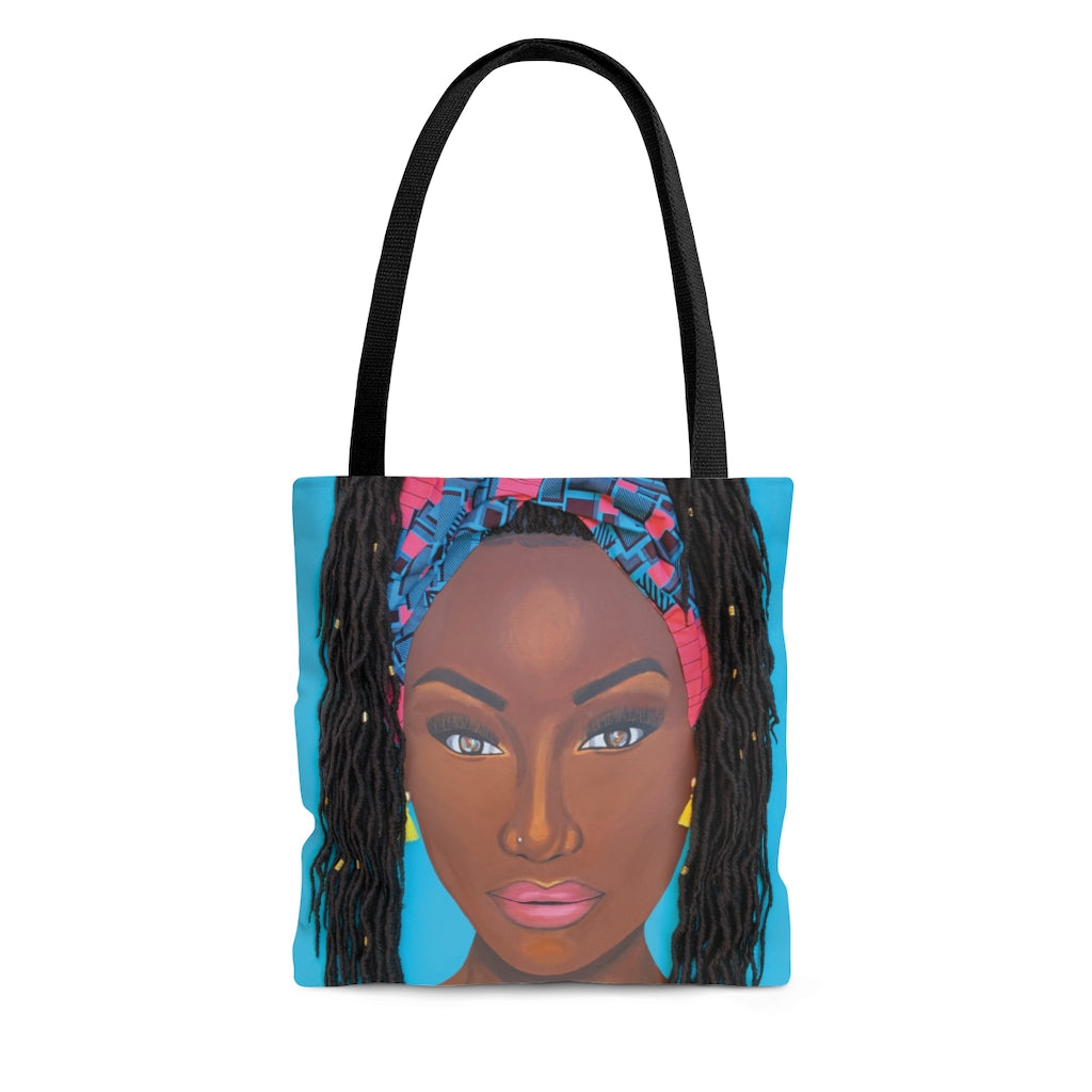 Mesmerized 1D Tote Bag W/O Hair