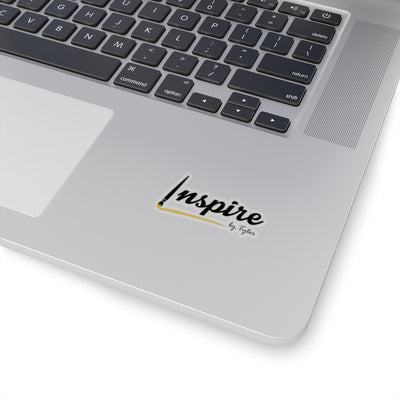 Inspire by Tyler Logo Kiss-Cut Sticker
