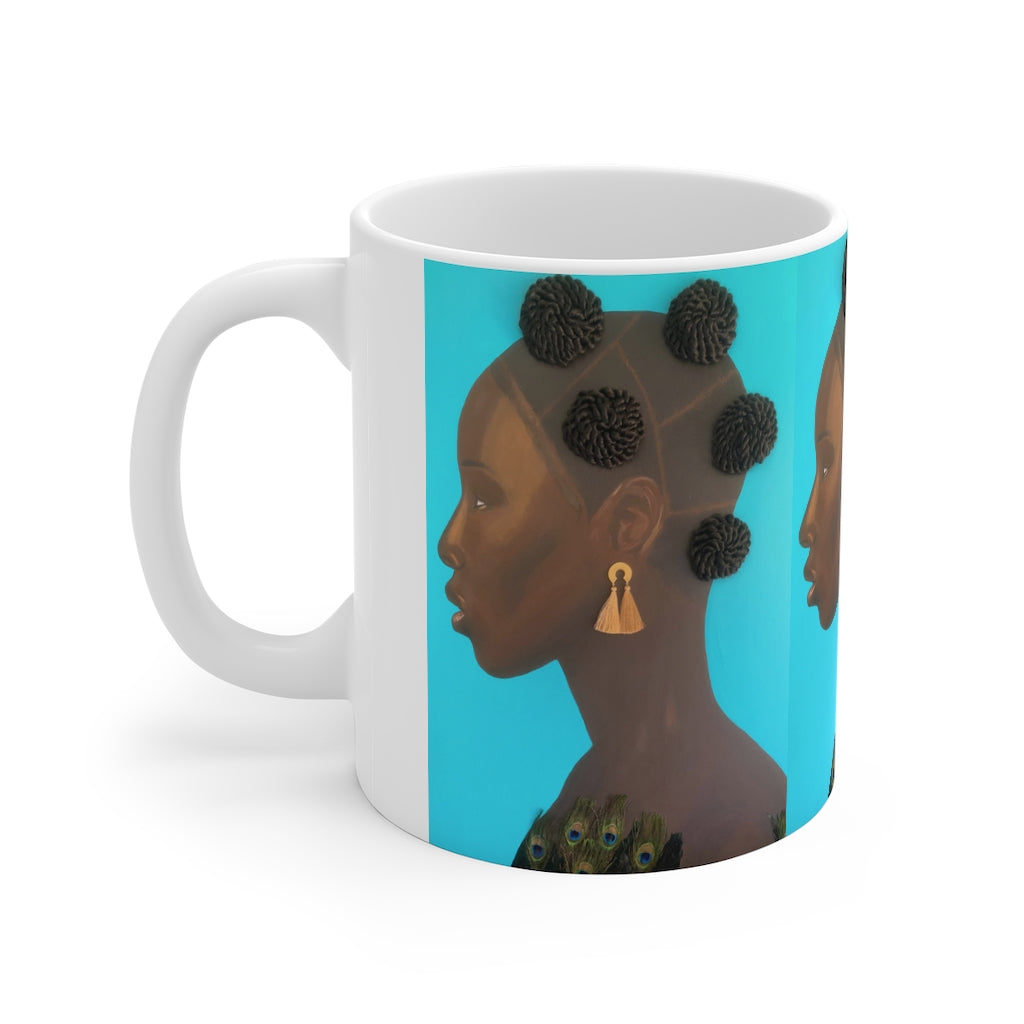 Bold and Beautiful Mug