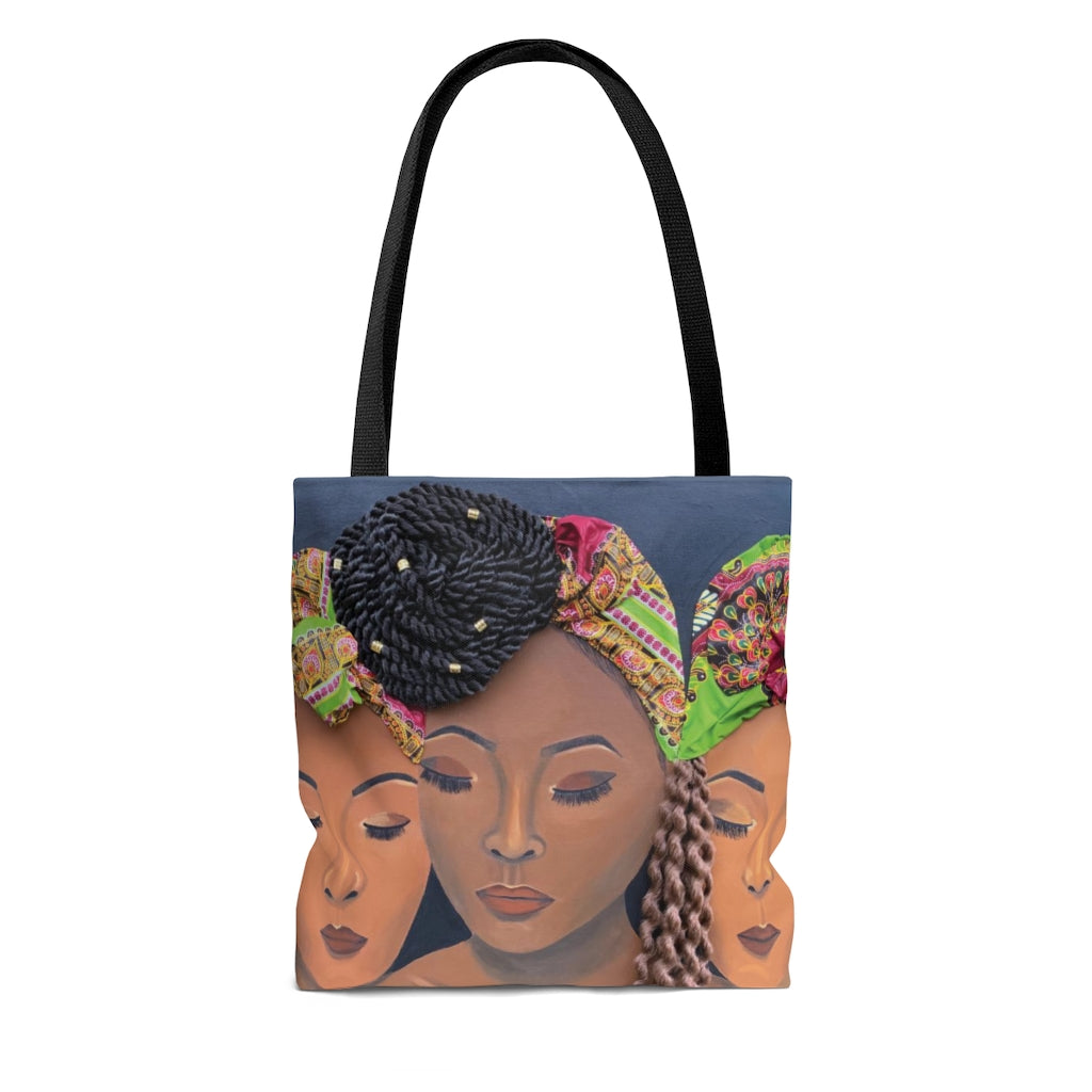 CurlFriends II 1D Tote Bag W/O Hair