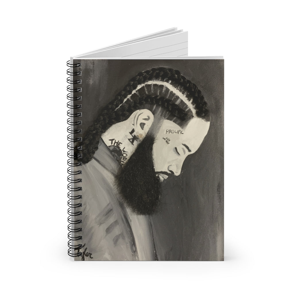 Nipsey Notebook