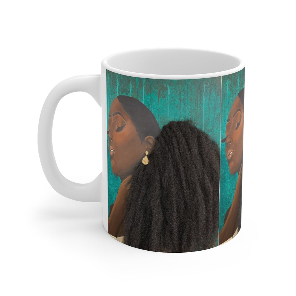Cry of the Nations Mug