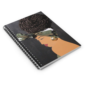 Bun Life Camo 1D Notebook W/O Hair
