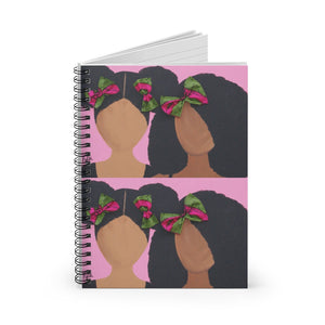 Sister Sister I 1D Notebook W/O Fabric