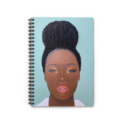 Godfidence 2D Notebook (No Hair)