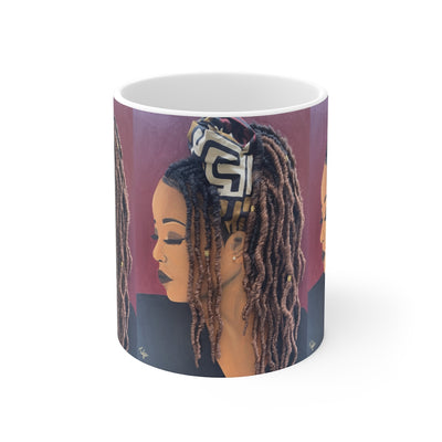 Locks 1D Mug W/O Hair