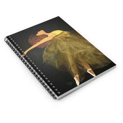 Dance Like Nobody Is Watching 1D Notebook (No Fabric)
