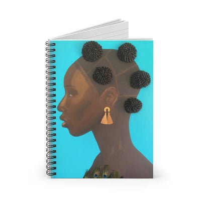 Bold & Beautiful 1D Notebook (No Hair)