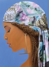 Bey You - 3D Canvas Print (With Hair)