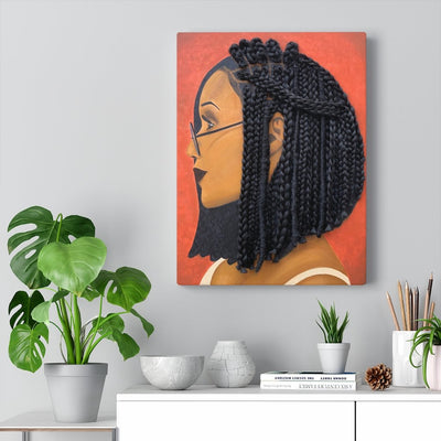 """Harmony"" Premium Canvas"