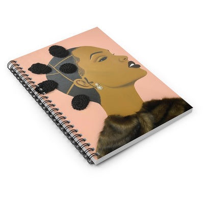 Baby It's Cold Outside 2D Notebook (No Hair)