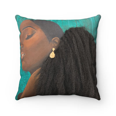 Cry of the Nations 2D Pillow (No Hair)