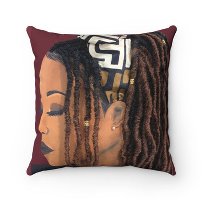 Locks 1D Pillow W/O Hair