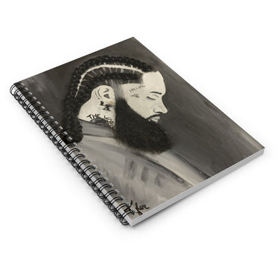 Nipsey 1D Notebook (No Hair)