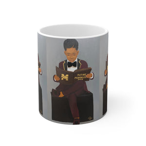 Future Morehouse Man Mug