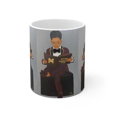 Future Morehouse Man 1D Mug