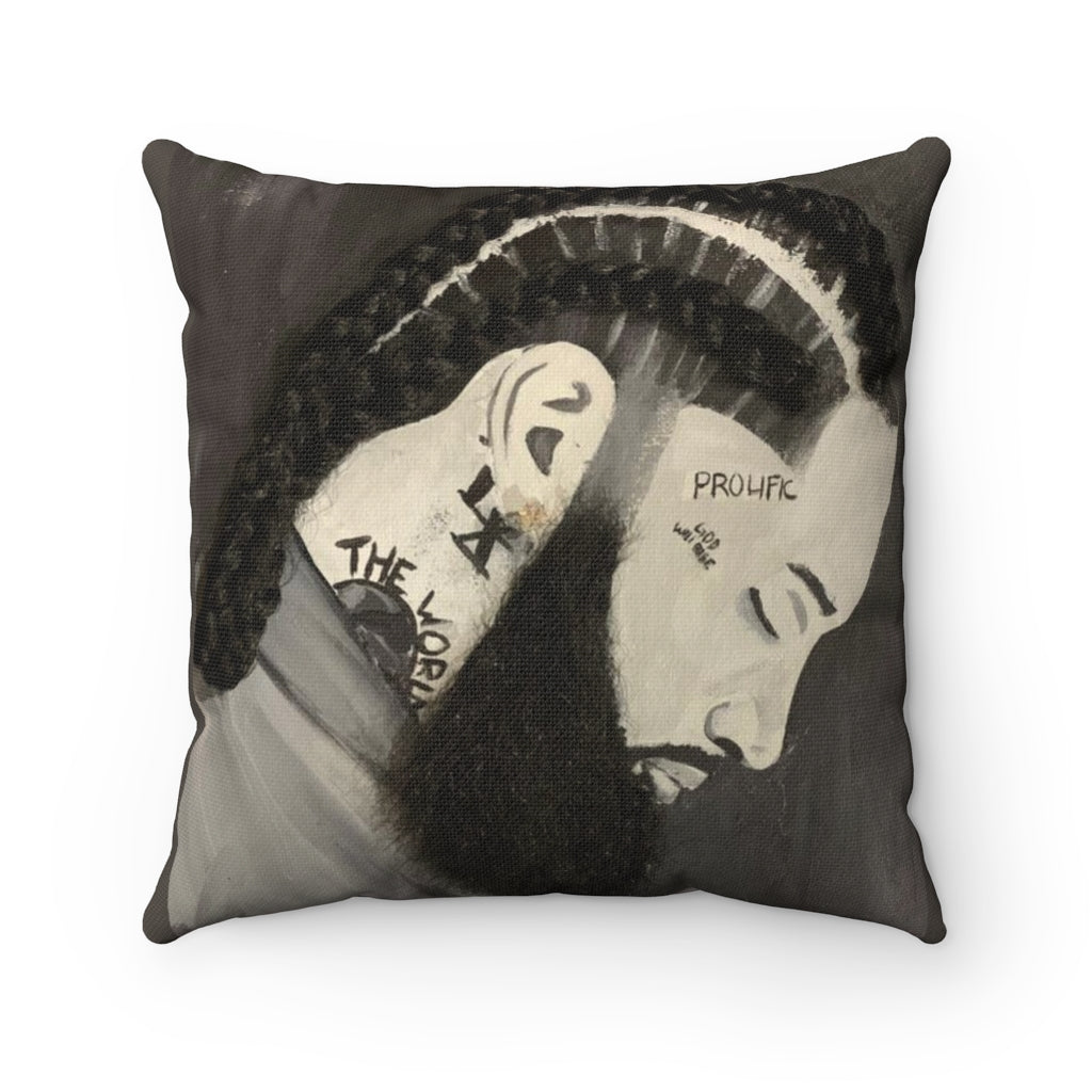 Nipsey Pillow