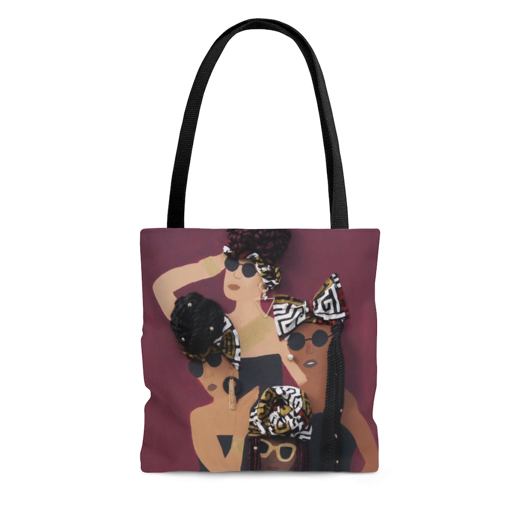 The Shaderoom Tote Bag
