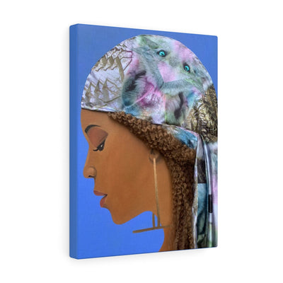 Bey You 1D Canvas Print (No Hair)