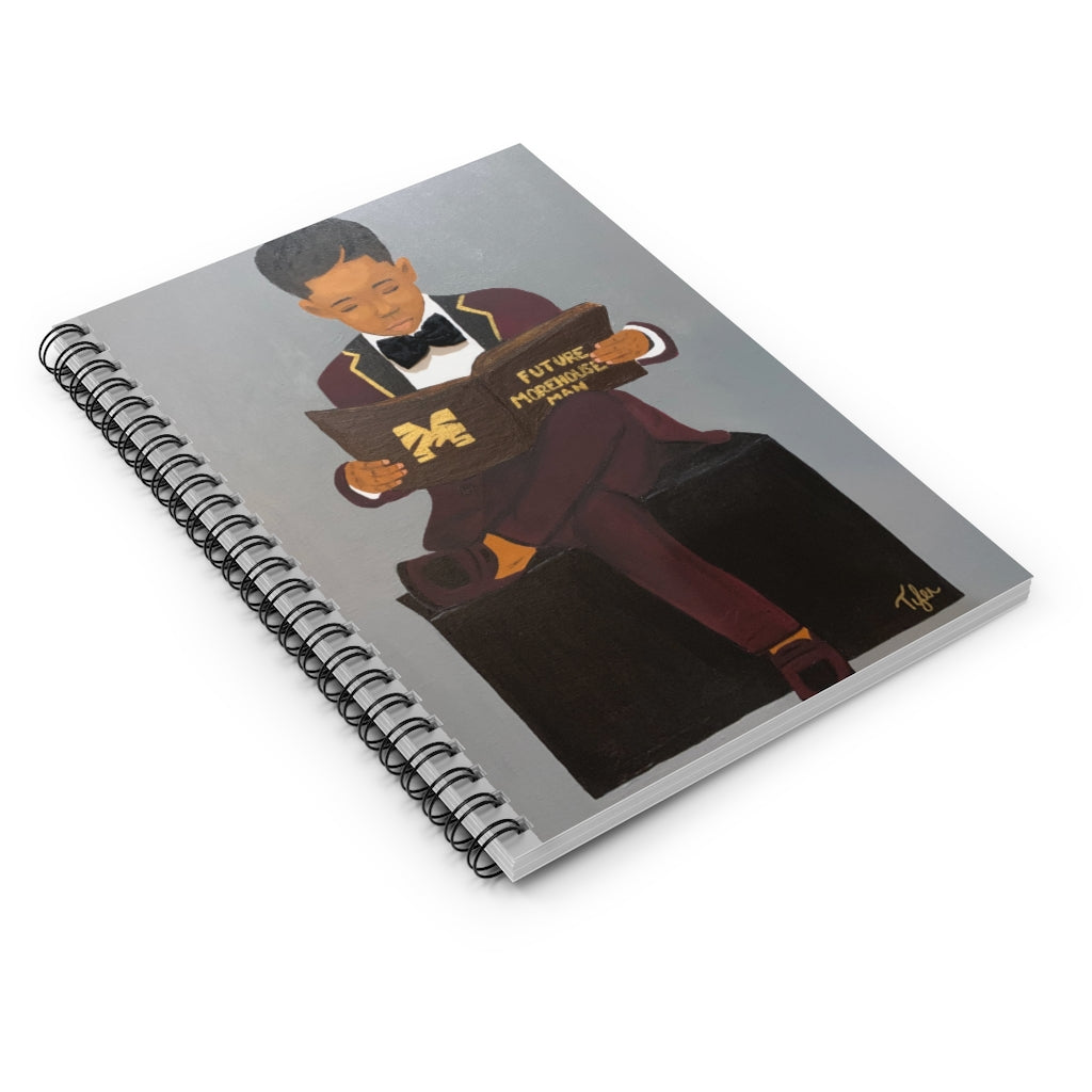 Future Morehouse Man Notebook