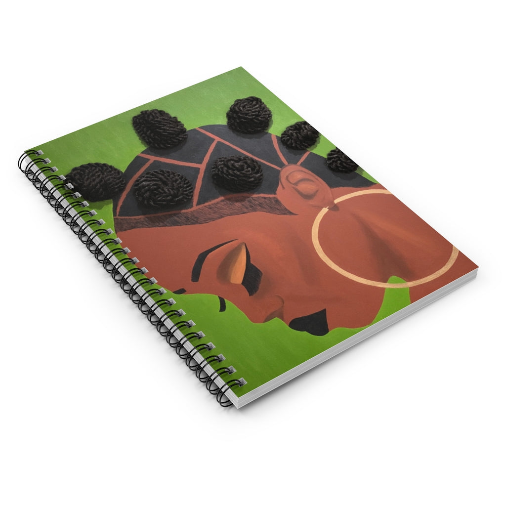 Level Up 1D Notebook (No Hair)