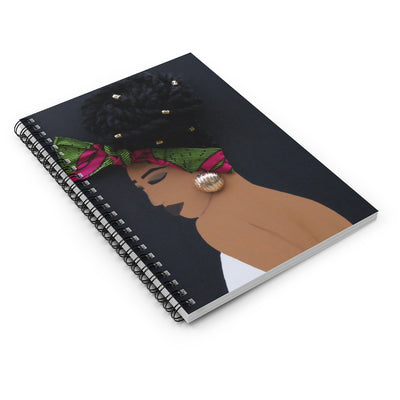 Bun Life 2D Notebook (No Hair)