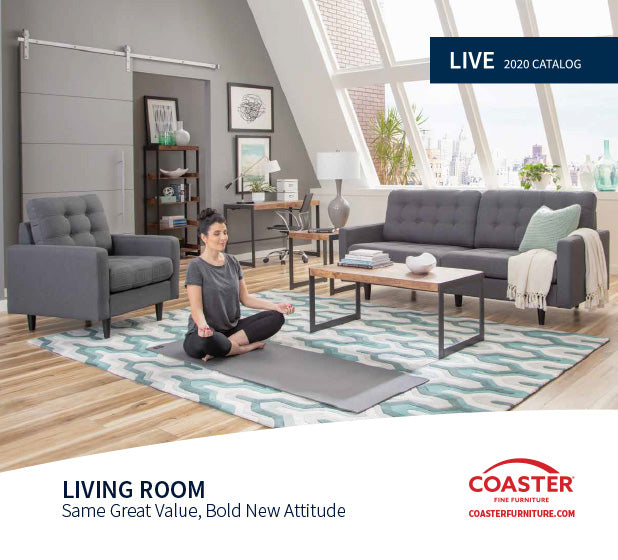Coaster Living Room Catalog