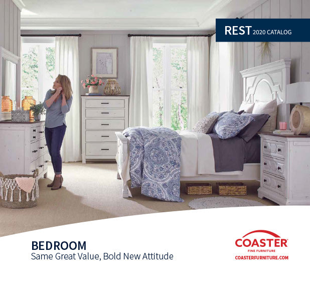 Coaster Bedroom Catalog