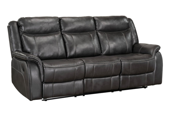 Avalon Manual Motion Recliner 2PC set Sofa & Loveseat