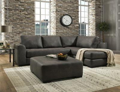Albany Industries, Bandit, Smoke Sectional