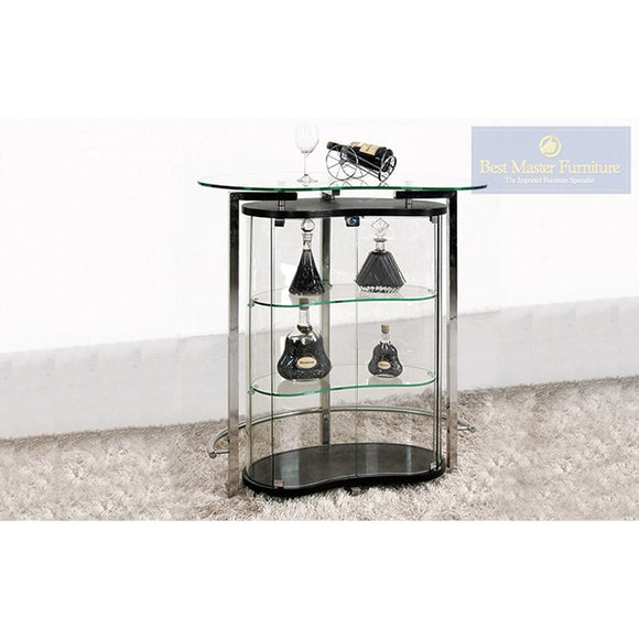 Best Master Glass Wine Cabinet
