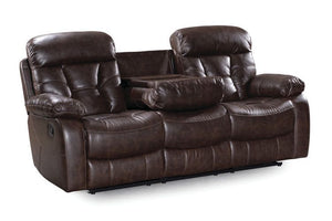 Generation Trade Peoria Manual Motion Sofa, Toffee