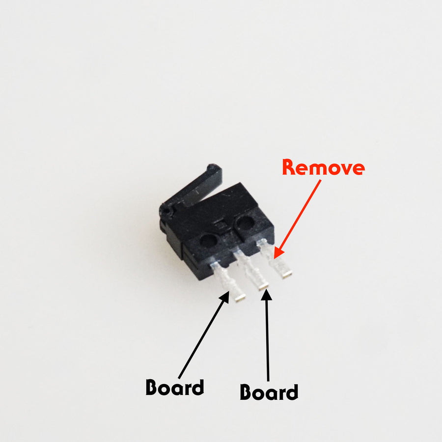 Graflex Blade Holder Slider Switch