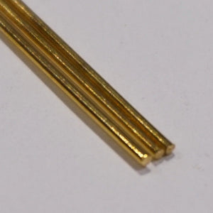 0.8mm Brass Rod (305mm Lengths)